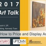 How to Price & Display Art