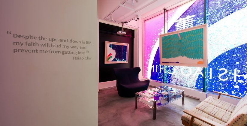 Hsiao Chin Solo Exhibition_To An Infinite Ascendence_3812 Gallery Hong Kong_9
