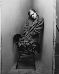 Irving Penn, Truman Capote (1 of 4), New York, 1948. © The Irving Penn Foundation.