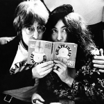 Ono and Lennon