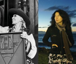 (left) © Estate of Louise Nevelson/Artists Rights Society (ARS), New York; (right) © 2019 Yin Xiuzhen