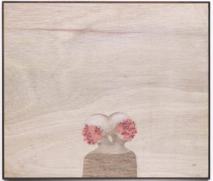Wong Hiu Fung_Behind You_Acrylic, color pencil on wood, framed_60H x 50Wcm_2014_edited