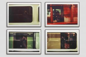 Christmas Day, 1979, Four photographs, 49 x 69 cm (19.25 x 27) each