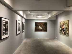 Large Format, Small Space at Pékin Fine Arts