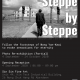 Steppe By Steppe (2010) Re-Exhibition (Partial)