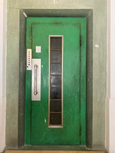 HK Historic Tenement Building, Green Lift
