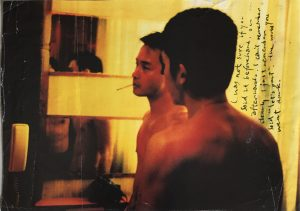 Wing Shya 'Happy Together Collage Series #25' Argentina, 1997_Courtesy of Blue Lotus Gallery